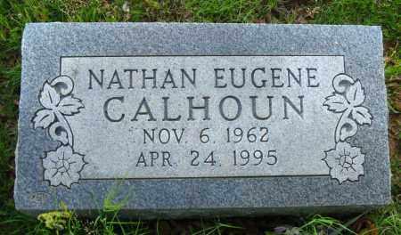 CALHOUN, NATHAN EUGENE - Van Buren County, Arkansas | NATHAN EUGENE CALHOUN - Arkansas Gravestone Photos