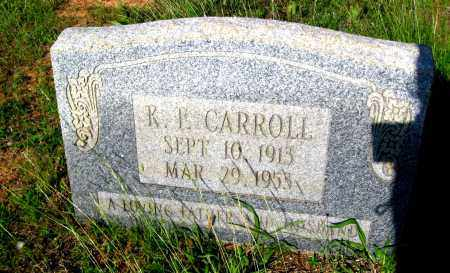CARROLL, R  F - Van Buren County, Arkansas | R  F CARROLL - Arkansas Gravestone Photos