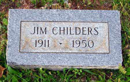 CHILDERS, JIM - Van Buren County, Arkansas | JIM CHILDERS - Arkansas Gravestone Photos