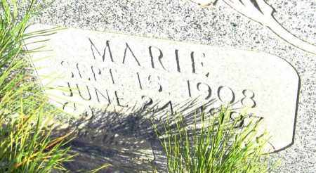 CLARK, MARIE - Van Buren County, Arkansas | MARIE CLARK - Arkansas Gravestone Photos