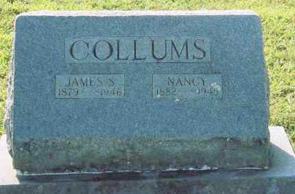 NEWMAN COLLUMS, NANCY - Van Buren County, Arkansas | NANCY NEWMAN COLLUMS - Arkansas Gravestone Photos