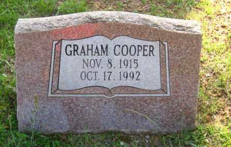 COOPER, GRAHAM - Van Buren County, Arkansas | GRAHAM COOPER - Arkansas Gravestone Photos