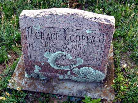 COOPER, GRACE - Van Buren County, Arkansas | GRACE COOPER - Arkansas Gravestone Photos
