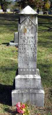 COTTRELL, GILBURT RUSH - Van Buren County, Arkansas | GILBURT RUSH COTTRELL - Arkansas Gravestone Photos