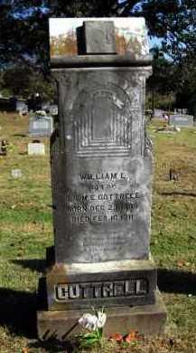 COTTRELL, WILLIAM L. - Van Buren County, Arkansas | WILLIAM L. COTTRELL - Arkansas Gravestone Photos