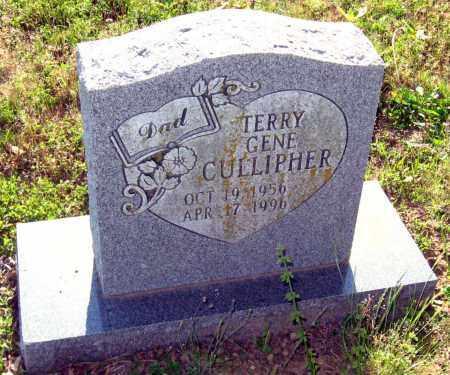 CULLIPHER, TERRY GENE - Van Buren County, Arkansas | TERRY GENE CULLIPHER - Arkansas Gravestone Photos