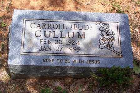 "CULLUM, CARROLL ""BUD"" - Van Buren County, Arkansas 