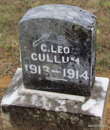 CULLUM, C LEO - Van Buren County, Arkansas | C LEO CULLUM - Arkansas Gravestone Photos