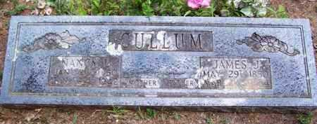 CULLUM, JAMES J - Van Buren County, Arkansas | JAMES J CULLUM - Arkansas Gravestone Photos