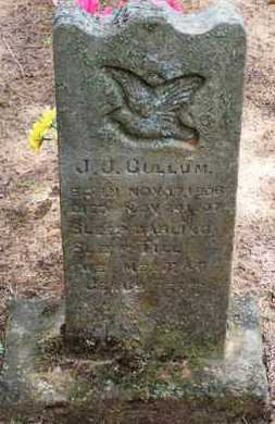 CULLUM, J J - Van Buren County, Arkansas | J J CULLUM - Arkansas Gravestone Photos