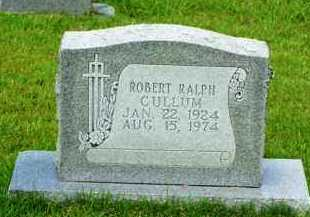 CULLUM, ROBERT RALPH - Van Buren County, Arkansas | ROBERT RALPH CULLUM - Arkansas Gravestone Photos