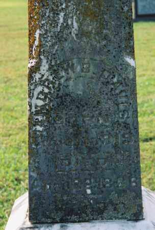 DAVIS, ANDREW B (CLOSE UP) - Van Buren County, Arkansas | ANDREW B (CLOSE UP) DAVIS - Arkansas Gravestone Photos