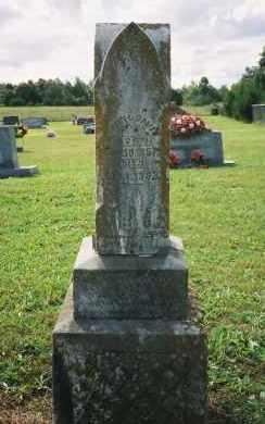 DAVIS, AMON L - Van Buren County, Arkansas | AMON L DAVIS - Arkansas Gravestone Photos