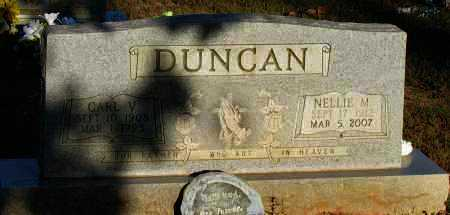 DUNCAN, NELLIE M - Van Buren County, Arkansas | NELLIE M DUNCAN - Arkansas Gravestone Photos