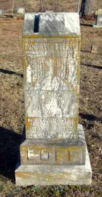 TACKET, NANCY - Van Buren County, Arkansas   NANCY TACKET - Arkansas Gravestone Photos