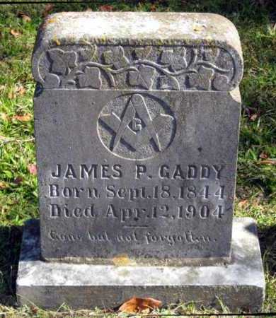 GADDY, JAMES P - Van Buren County, Arkansas | JAMES P GADDY - Arkansas Gravestone Photos