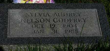 NELSON GODFREY, SYLVIA AUDREY - Van Buren County, Arkansas | SYLVIA AUDREY NELSON GODFREY - Arkansas Gravestone Photos