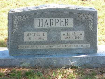 HARPER, MARTHA L. - Van Buren County, Arkansas | MARTHA L. HARPER - Arkansas Gravestone Photos