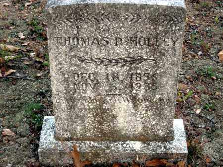 HOLLEY, THOMAS P - Van Buren County, Arkansas | THOMAS P HOLLEY - Arkansas Gravestone Photos