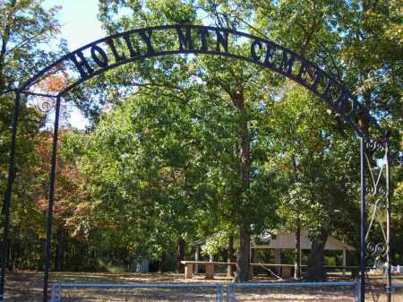 *HOLLY MTN CEMETERY GATE,  - Van Buren County, Arkansas |  *HOLLY MTN CEMETERY GATE - Arkansas Gravestone Photos