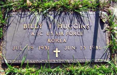 HUGGINS  (VETERAN KOR), BILLY J - Van Buren County, Arkansas | BILLY J HUGGINS  (VETERAN KOR) - Arkansas Gravestone Photos