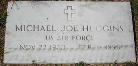 HUGGINS (VETERAN), MICHAEL JOE - Van Buren County, Arkansas | MICHAEL JOE HUGGINS (VETERAN) - Arkansas Gravestone Photos