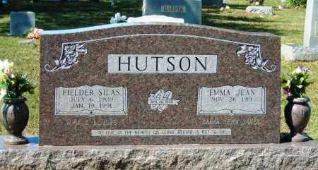 HUTSON, FIELDER SILAS - Van Buren County, Arkansas   FIELDER SILAS HUTSON - Arkansas Gravestone Photos