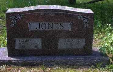 JONES, SULA G. - Van Buren County, Arkansas | SULA G. JONES - Arkansas Gravestone Photos