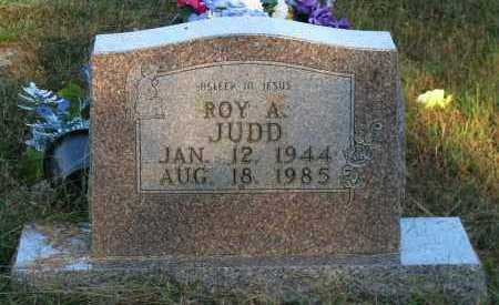 JUDD, ROY A - Van Buren County, Arkansas | ROY A JUDD - Arkansas Gravestone Photos
