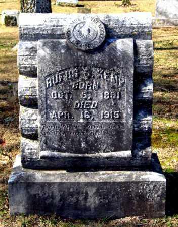 KEMP, RUFUS S - Van Buren County, Arkansas | RUFUS S KEMP - Arkansas Gravestone Photos