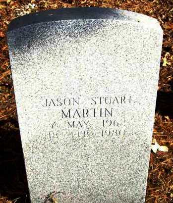 MARTIN, JASON STUART - Van Buren County, Arkansas | JASON STUART MARTIN - Arkansas Gravestone Photos