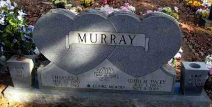 HALEY MURRAY, EDITH M - Van Buren County, Arkansas | EDITH M HALEY MURRAY - Arkansas Gravestone Photos