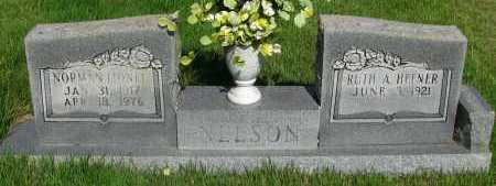 NELSON, NORMAN LIONEL - Van Buren County, Arkansas | NORMAN LIONEL NELSON - Arkansas Gravestone Photos