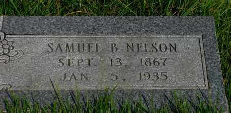 NELSON, SAMUEL B - Van Buren County, Arkansas | SAMUEL B NELSON - Arkansas Gravestone Photos