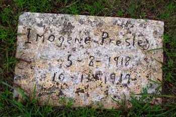 PRESLEY, IMOGENE - Van Buren County, Arkansas | IMOGENE PRESLEY - Arkansas Gravestone Photos