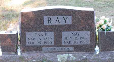 RAY, MAY - Van Buren County, Arkansas | MAY RAY - Arkansas Gravestone Photos