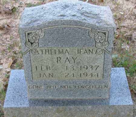 RAY, THELMA JEAN - Van Buren County, Arkansas | THELMA JEAN RAY - Arkansas Gravestone Photos