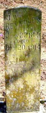 REYNOLDS, J W - Van Buren County, Arkansas   J W REYNOLDS - Arkansas Gravestone Photos