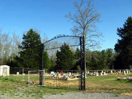 *ENTRANCE,  - Van Buren County, Arkansas |  *ENTRANCE - Arkansas Gravestone Photos