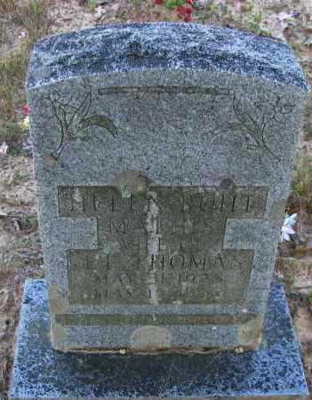 THOMAS, HELEN RUTH - Van Buren County, Arkansas | HELEN RUTH THOMAS - Arkansas Gravestone Photos