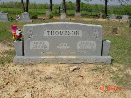 THOMPSON, ERNIE I - Van Buren County, Arkansas | ERNIE I THOMPSON - Arkansas Gravestone Photos