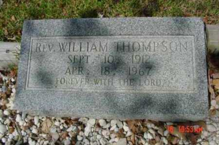 THOMPSON, REV, WILLIAM - Van Buren County, Arkansas | WILLIAM THOMPSON, REV - Arkansas Gravestone Photos