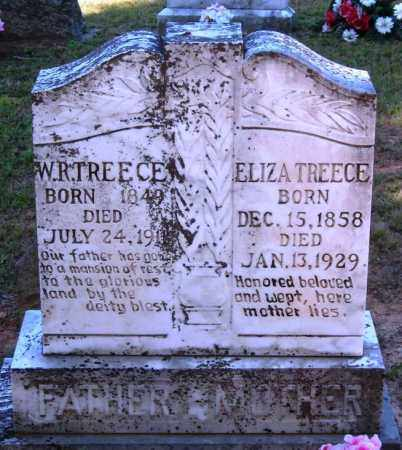 TREECE, W. R. - Van Buren County, Arkansas | W. R. TREECE - Arkansas Gravestone Photos