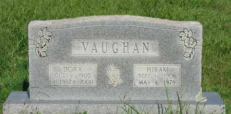 VAUGHAN, DORA - Van Buren County, Arkansas | DORA VAUGHAN - Arkansas Gravestone Photos