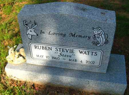 "WATTS, RUBEN  STEVIE ""STEVE"" - Van Buren County, Arkansas 