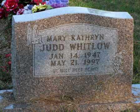 WHITLOW, MARY KATHRYN - Van Buren County, Arkansas | MARY KATHRYN WHITLOW - Arkansas Gravestone Photos