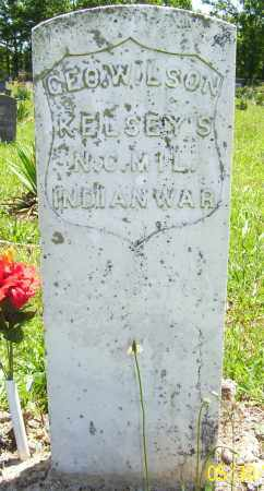 WILSON, GEORGE SILAS - Van Buren County, Arkansas | GEORGE SILAS WILSON - Arkansas Gravestone Photos