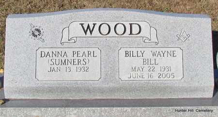 WOOD, BILLY WAYNE - Van Buren County, Arkansas | BILLY WAYNE WOOD - Arkansas Gravestone Photos