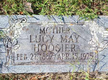 HOOSIER, LUCY MAY - Washington County, Arkansas | LUCY MAY HOOSIER - Arkansas Gravestone Photos