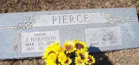 PIERCE, M  AGNES - Washington County, Arkansas | M  AGNES PIERCE - Arkansas Gravestone Photos
